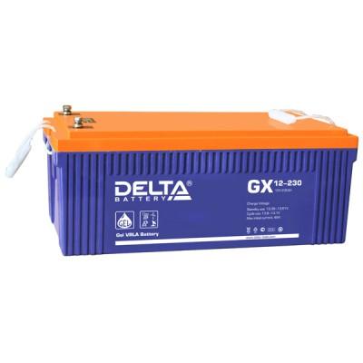 GEL аккумулятор DELTA GX 12-230
